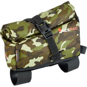 Acepac Roll Fuel Frame Bag, camo